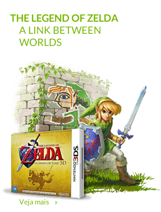LEGEND OF ZELDA, THE - A LINK BETWEEN WORLDS