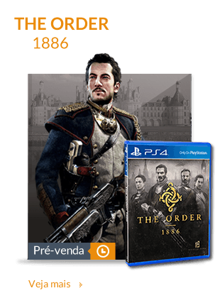 Pré Venda ORDER, THE - 1886 (PS4)