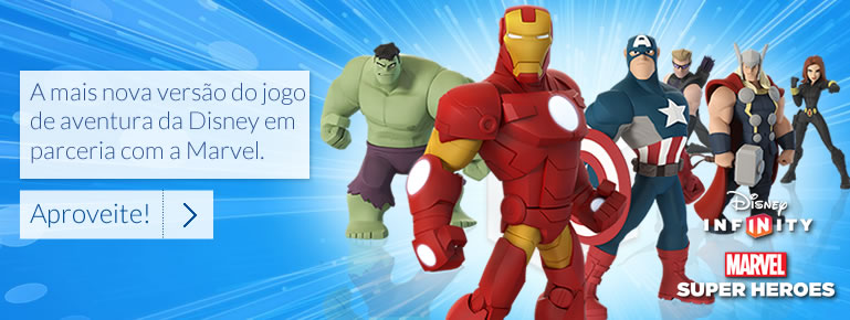 Disney Infinity - Marvel