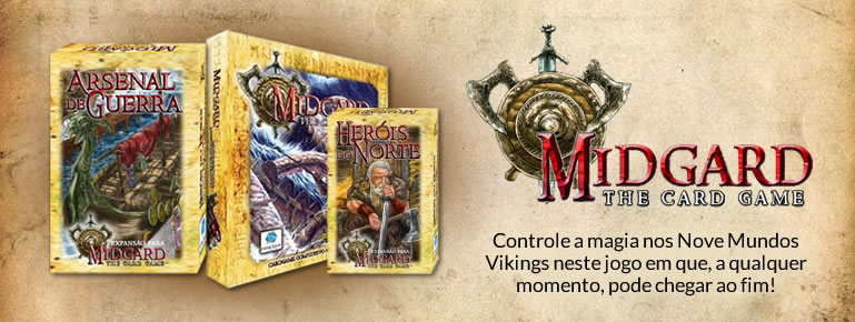 MIDGARD - THE CARD GAME