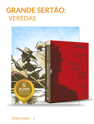 GRANDE SERTAO VEREDAS - GRAPHIC NOVEL
