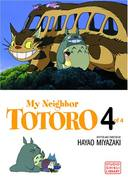 MY NEIGHBOR TOTORO, V.4