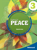 STUDENTS FOR PEACE 3 - LIVRO DO ALUNO + MULTIROM - Ensino Fundamental II - 8º ano