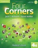 FOUR CORNERS LEVEL 4 STUDENT'S BOOK B WITH