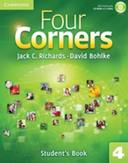 FOUR CORNERS LEVEL 4 STUDENT'S BOOK WITH