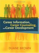 CAREER INFORMATION, CAREER COUNSELING, AND CAREER