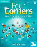 FOUR CORNERS LEVEL 3 STUDENT'S BOOK B WITH