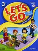LET'S GO 3 - STUDENT BOOK WITH AUDIO CD PACK