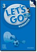 LETS GO 3 - WORKBOOK WITH ONLINE PRACTICE PACK