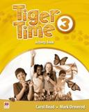 TIGER TIME LEVEL 3 - ACTIVITY BOOK