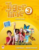 TIGER TIME LEVEL 3 - STUDENT'S BOOK