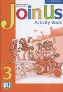 JOIN US 3 - ACTIVITY BOOK