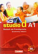 STUDIO D A1 - SPRACHTRAINING 2
