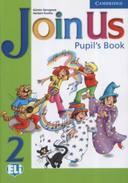 JOIN US 2 - PUPIL'S BOOK