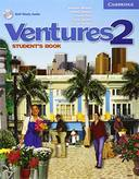 VENTURES 2 - STUDENT'S BOOK WITH CD-AUDIO