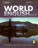 WORLD ENGLISH INTRO COMBO SPLIT A STUDENT BOOK