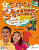 SUPER STARS 2 - STUDENTS BOOK WHITH MULTIROM PACK