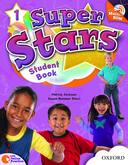 SUPER STARS 1 STUDENTS BOOK WHITH MULTIROM PACK