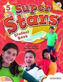 SUPER STARS 5 STUDENTS BOOK WHITH MULTIROM PACK - Ensino Fundamental I
