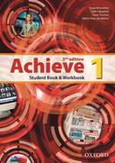 ACHIEVE 1 - STUDENT BOOK AND WORKBOOK