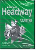 AMERICAN HEADWAY STARTER STUDENT BOOK CD