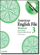 AMERICAN ENGLISH FILE 3 WORKBOOK + MULTI-ROM PACK