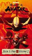 AVATAR THE LAST AIRBENDER - BOOK 3, VOL. 2 - FIRE