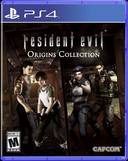 RESIDENT EVIL ORIGINS - COLLECTION (PS4)