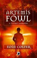 ARTEMIS FOWL, V.8 - O ULTIMO GUARDIAO