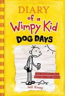 DIARY OF A WIMPY KID, V.4 - DOG DAYS