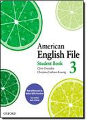 AMERICAN ENGLISH FILE 3 - STUDENTS BOOK