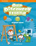 OUR DISCOVERY ISLAND 1 - STUDENT BOOK PACK