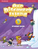 OUR DISCOVERY ISLAND 5 - STUDENT BOOK PACK