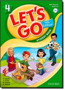 LET'S GO 4 STUDENT BOOK + AUDIO CD