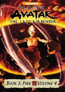 AVATAR THE LAST AIRBENDER - BOOK 3, VOL. 4 - FIRE