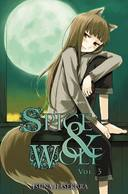 SPICE AND WOLF, V.3