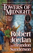 WHEEL OF TIME, V.13 - TOWERS OF MIDNIGHT
