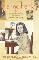 ANNE FRANK - GRAPHIC BIOGRAPHY