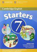 CAMBRIDGE YOUNG LEARNERS ENGLISH TESTS 7 STARTERS