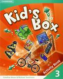 KID'S BOX 3 - WORKBOOK