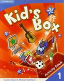 KIDS BOX 1 - ACTIVITY BOOK
