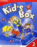 KIDS BOX 2 PUPILS BOOK