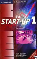 BUSINESS START-UP 1 - WORKBOOK AND CD