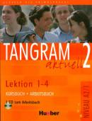 TANGRAM AKTUELL 2 - LEKTION 1-4 - KIT (KB+AB)