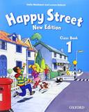 HAPPY STREET 1 - CLASS BOOK - NEW EDITION