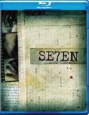 SEVEN - OS SETE CRIMES CAPITAIS (BLU-RAY)