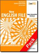 NEW ENGLISH FILE UPPER-INTERMEDIATE - WORKBOOK