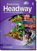 AMERICAN HEADWAY 4 STUDENTS BOOK