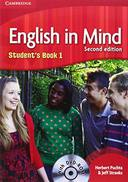 ENGLISH IN MIND 1 - SB (2ND EDITION)