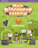 OUR DISCOVERY ISLAND 4 - STUDENT BOOK PACK